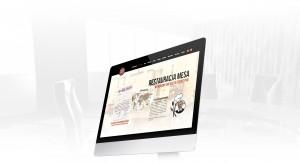 portfolio - strona www